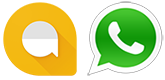 Google Allo e Whatsapp